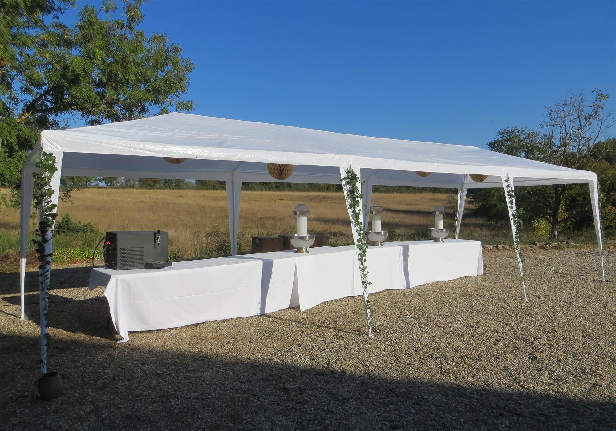 reception gite fonteneilles mariage